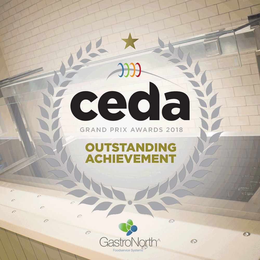 GastroNorth Outstanding at CEDA Grand Prix